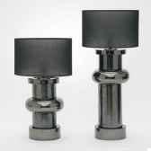 lampe macadam argent design fdc 6265argent