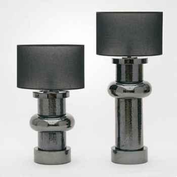 Lampe Macadam argent Design FdC - 6265argent