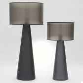 lampe obus cuivre design fdc 6057cui
