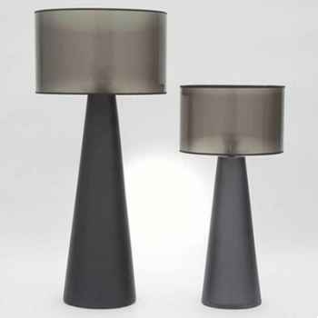 Lampe Obus argent Design FdC - 6058argent