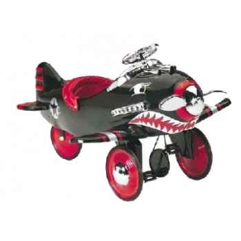 Avion À pÉdales shark attack Airflow Collectibles -5001BS