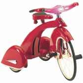 tricycle a pedales sky king rouge airflow collectibles tsk001