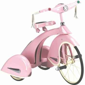 Tricycle À pÉdales sky princess rose Airflow Collectibles -TSK003