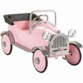 voiture a pedales pink princess airflow collectibles af102