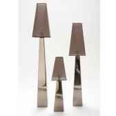 lampe saba petit modele design fdc 6195argent