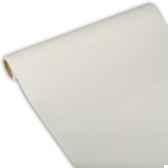 chemin de table royacollection 3 m x 40 cm blanc en rouleau papstar 81408