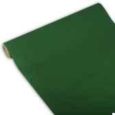 chemin de table royacollection 3 m x 40 cm vert fonce en rouleau papstar 81070
