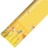 nappe papier 7 m x 12 m serie sur les fleurs laque papstar 16198