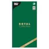 nappe non tisse tissue royacollection 120 cm x 180 cm vert fonce papstar 81818