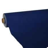 nappe non tisse tissue royacollection 25 m x 118 m bleu fonce papstar 81907