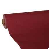 nappe non tisse tissue royacollection 25 m x 118 m bordeaux papstar 81905