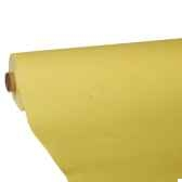 nappe non tisse tissue royacollection 25 m x 118 m jaune papstar 81903