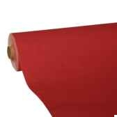 nappe non tisse tissue royacollection 25 m x 118 m rouge papstar 81904