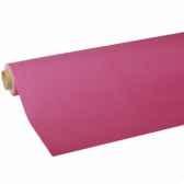 nappe non tisse tissue royacollection 5 m x 118 m fuchsia papstar 82037