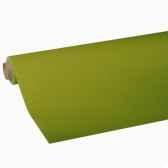nappe non tisse tissue royacollection 5 m x 118 m vert olive papstar 82035