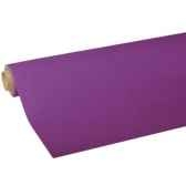 nappe non tisse tissue royacollection 5 m x 118 m violet papstar 82039