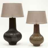 lampe toundra design fdc 6109argent
