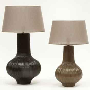 Lampe Toundra petit modèle Design FdC - 6196argent