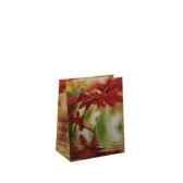 sac en papier glace mini 135 cm x 11 cm x 6 cm flower papstar 16415