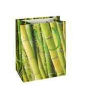 sacs en papier glacesmoyens 23 cm x 18 cm x 10 cm flower papstar 14025