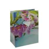 sacs pp moyen 23 cm x 18 cm x 10 cm flower papstar 16420