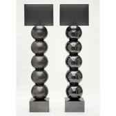 lampe trio cuivre design fdc 6184cui