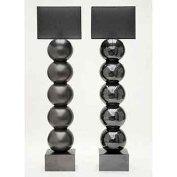 Lampe Trio argent Design FdC - 6184argent