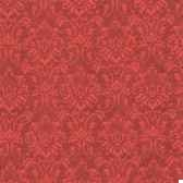 serviettes 3 plis pliage 1 4 25 cm x 25 cm rouge ornament papstar 10611