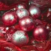serviettes 3 plis pliage 1 4 33 cm x 33 cm bordeaux ornaments papstar 81112