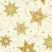 serviettes 3 plis pliage 1 4 33 cm x 33 cm creme just stars papstar 10440