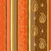 serviettes 3 plis pliage 1 4 33 cm x 33 cm elegancia papstar 10298