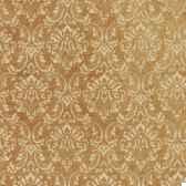 serviettes 3 plis pliage 1 4 33 cm x 33 cm or ornament papstar 19815