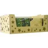 serviettes 3 plis pliage 1 4 40 cm x 40 cm noeassorti papstar 11386