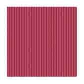serviettes royacollection pliage 1 4 25 cm x 25 cm bordeaux delicate line papstar 11572