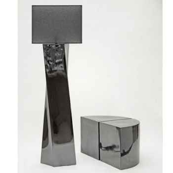 Lampe X Maxi Design FdC - 6260argent