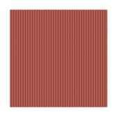 serviettes royacollection pliage 1 4 25 cm x 25 cm rouge delicate line papstar 11569