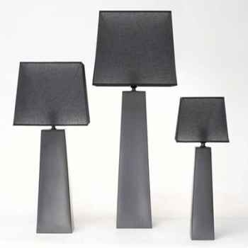 Lampe Yucca argent GM Design FdC - 6254argent