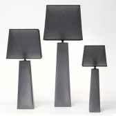 lampe yucca argent design fdc 6255argent
