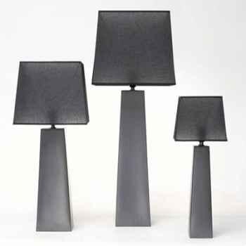 Lampe Yucca argent Design FdC - 6255argent