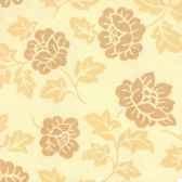 serviettes royacollection pliage 1 4 40 cm x 40 cm golden blossom papstar 11697