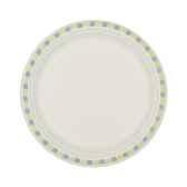 assiettes pur bois non separe o 22 cm 2 cm blanc duett papstar 12118
