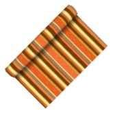 chemin de table aspect textile airlaid 3 m x 40 cm new elegance en rouleau papstar 10207
