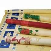 nappe papier 7 m x 12 m noemotiefs assorties laque papstar 12602