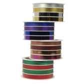multi rouleau 24 m x 10 mm dallas 4 farben a 6 m papstar 10213