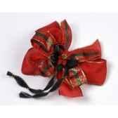 noeuds cadeaux 12 cm x 11 cm x 15 cm rouge papstar 80993