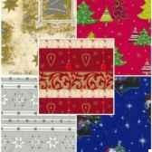 papier cadeaux noe30 m x 70 cm assortis papstar 14383