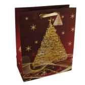 sac en papier glace grand 32 cm x 26 cm x 13 cm noepapstar 16436