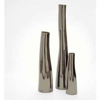 Vase Tonga Design FdC - 5121argent