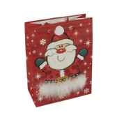 sacs en papier glacesmoyens 26 cm x 20 cm x 10 cm noepapstar 16432