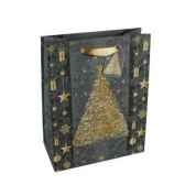 sacs en papier glacesmoyens 26 cm x 20 cm x 10 cm noepapstar 16435